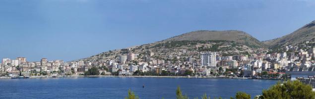 Albania coastline