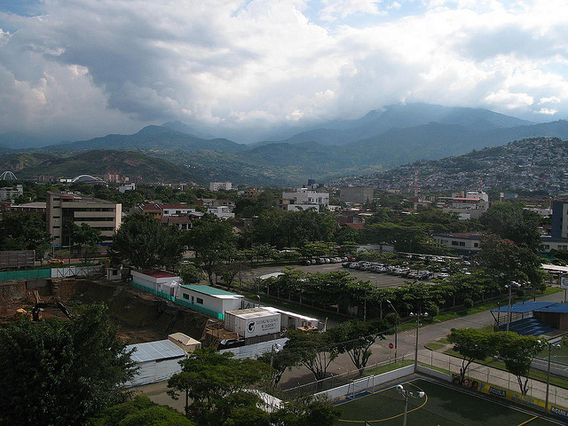 The city of Cali ranks as one of the top tourist attractions in Valle del Cauca