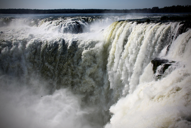 Without question, Iguacu Falls are the biggest of the tourist attractions in Foz do Iguaco...!