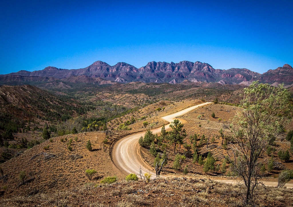 Mountain views like this are among the top reasons to visit South Australia ... photo by CC user 82630990@N03 on Flickr